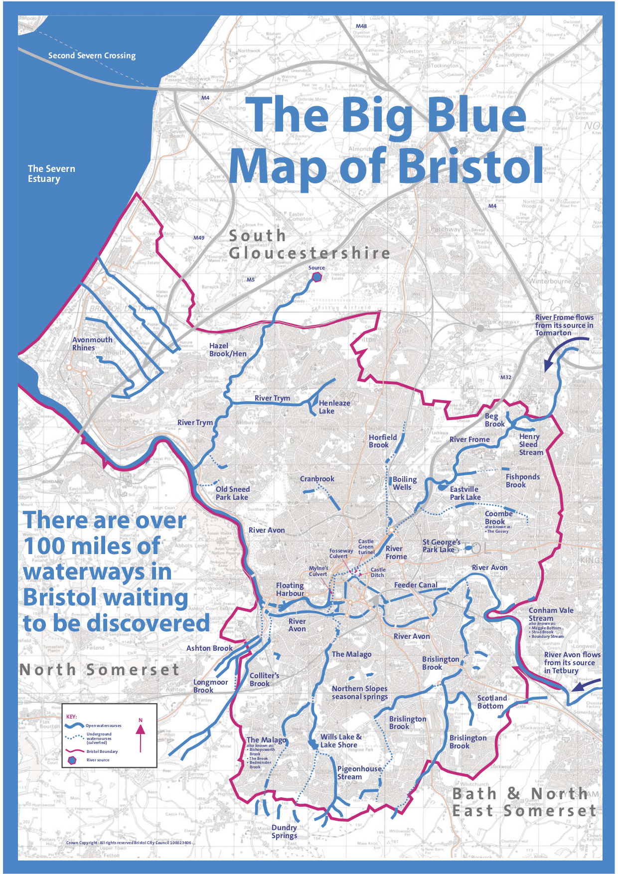 map Avon Stories